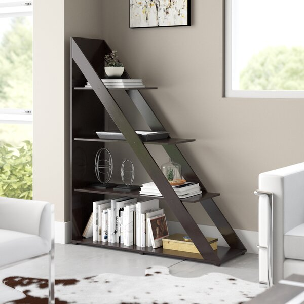 Miranda Corner Bookcase by Wade Logan