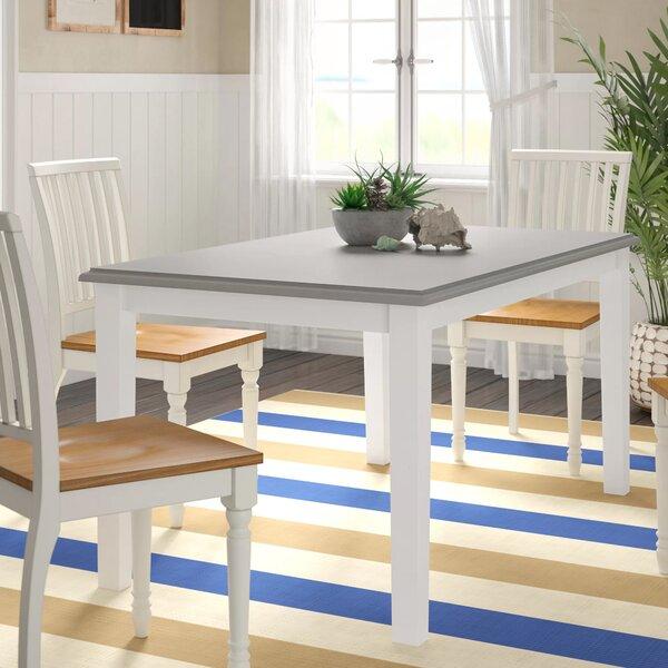 Lehigh Acres Dining Table by Beachcrest Home