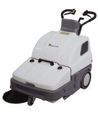DebrisMaster Battery Sweeper by Mastercraft