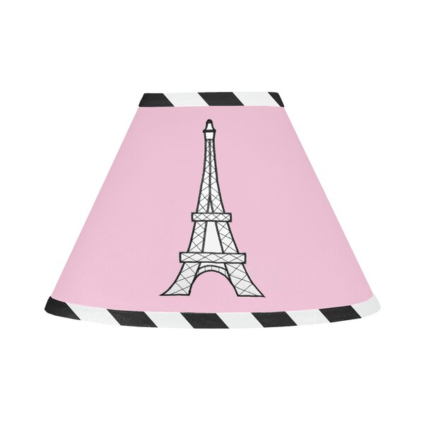 Paris 10 Brushed Microfiber Empire Lamp Shade by Sweet Jojo Designs