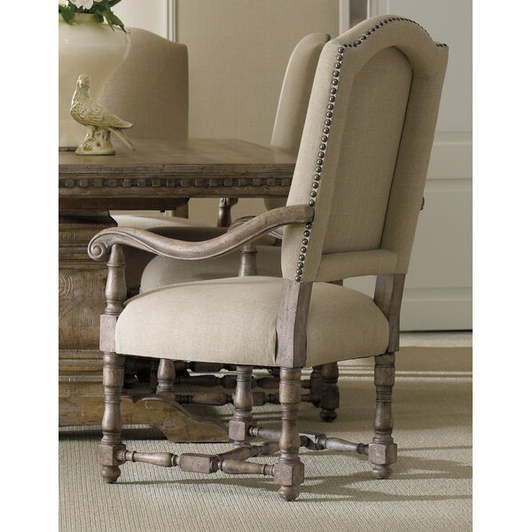 Sorella Upholstered Dining Chair (Set of 2) by Hooker Furniture