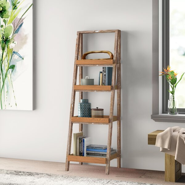 Abbigail Ladder Bookcase By Mistana