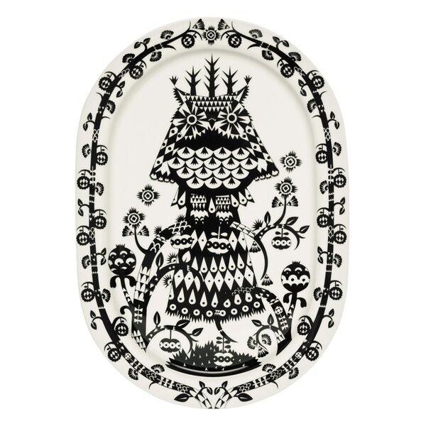 Taika Oval Platter by Iittala