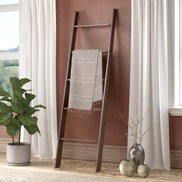 6 ft Decorative Ladder by The Twillery Co.