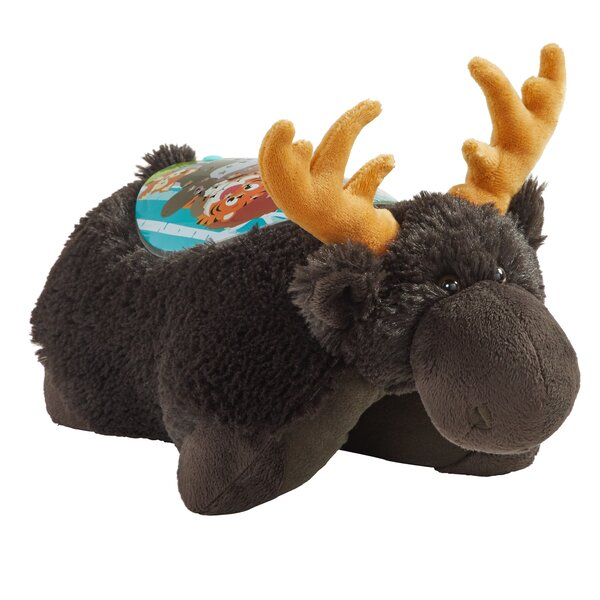 Sleeptime Lite Wild Moose Plush  Night Light by Pillow Pets