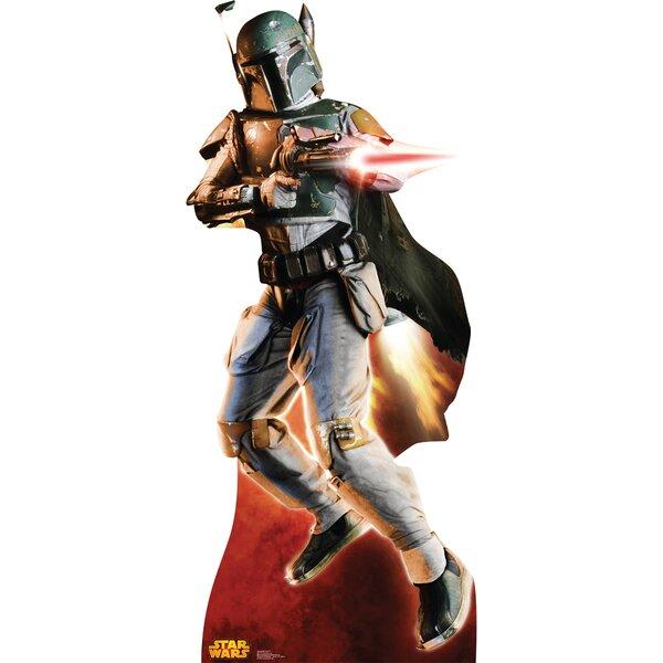 Star Wars Boba Fett Cardboard Standup by Advanced Graphics