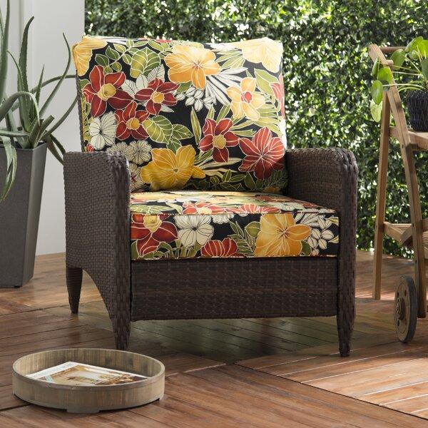 Indoor/Outdoor Seat/Back Cushion