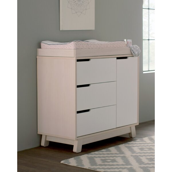 Hudson Changing Dresser by babyletto