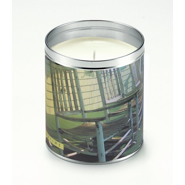 Summertime Rockers Grass Jar Candle by Aunt Sadies