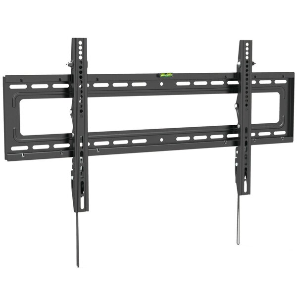 Heavy Duty Ultra Slim Tilt Mount for 40- 92 Flat Panel Screens by Tuff Mount