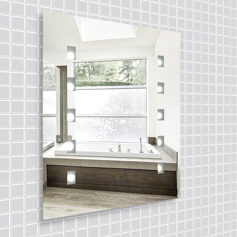 Lourdes Led Bathroom Vanity Mirror