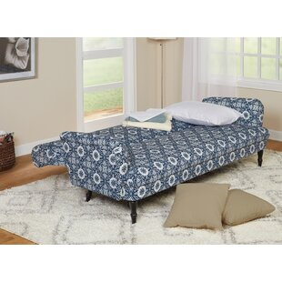 Aurea Futon and Mattress Bungalow Rose