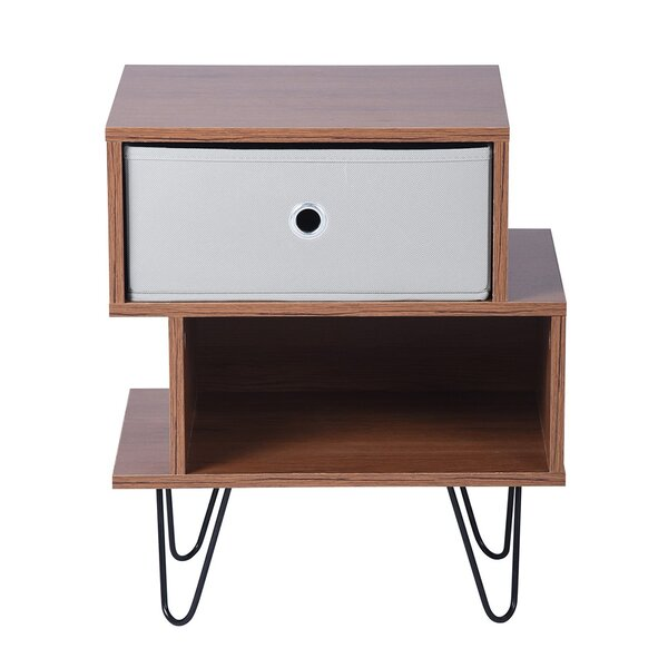 Dovenby End Table With Storage By Wrought Studio