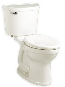 Champion Pro 1.6 GPF Elongated Two-Piece Toilet by American Standard