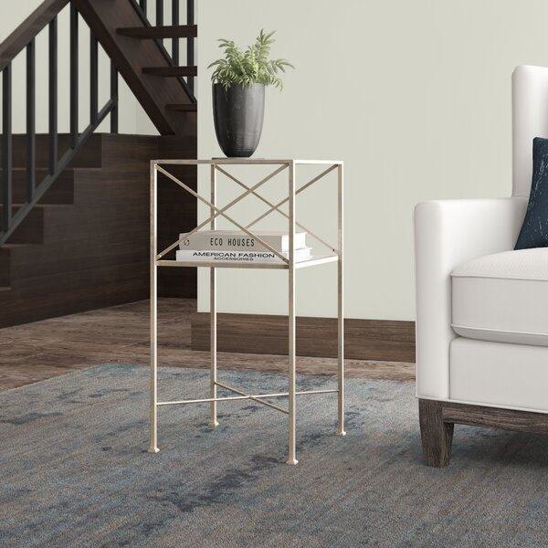 2 Tier End Table [Worlds Away]