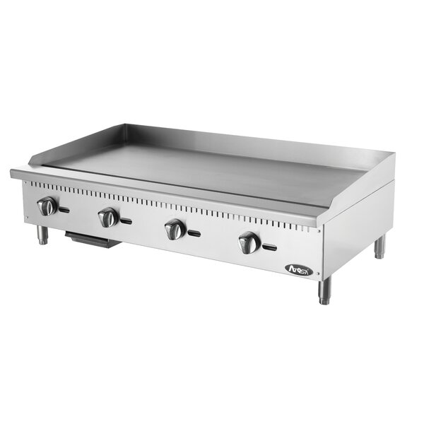 48 Manual Griddle by Atosa