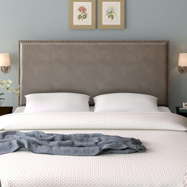 Immingham Upholstered Panel Headboard By Three Posts