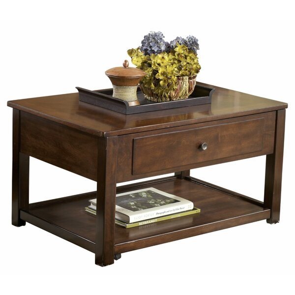 Adalwine Lift Top Coffee Table with Storage by Union Rustic Union Rustic