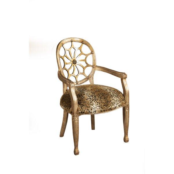 Coakley Armchair by Fleur De Lis Living