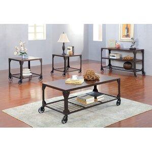 hobart coffee table set