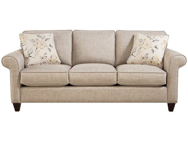 Modern Beautiful Affordable Fun Breakout Sofa by Craftmaster by Craftmaster