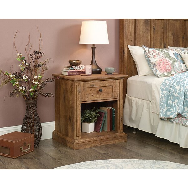 Callao 1 Drawer Nightstand by Foundry Select