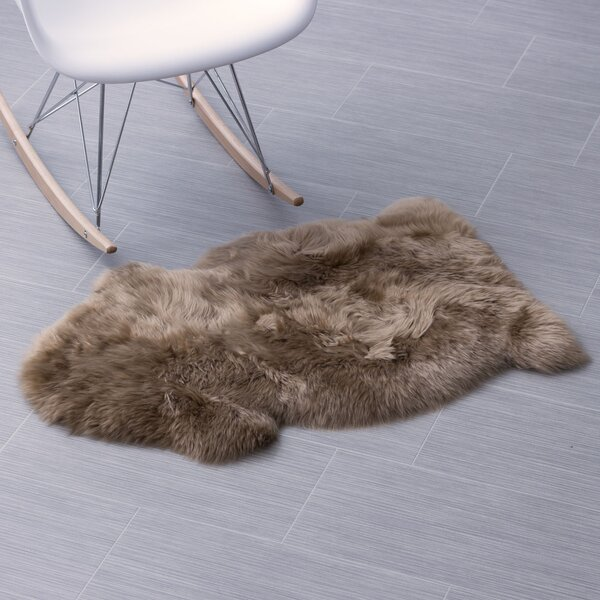 Handmade Beige Area Rug by Super Area Rugs