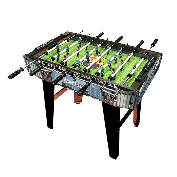 Barcelona Foosball Table by Minigoals