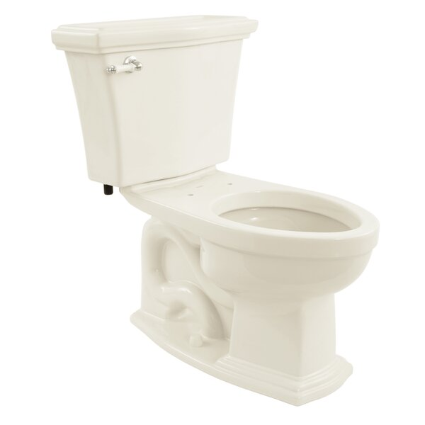 Clayton Eco 1.28 GPF Elongated Two-Piece Toilet by Toto
