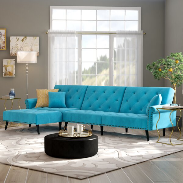 Salcombe Left Hand Facing Sectional By House Of Hampton