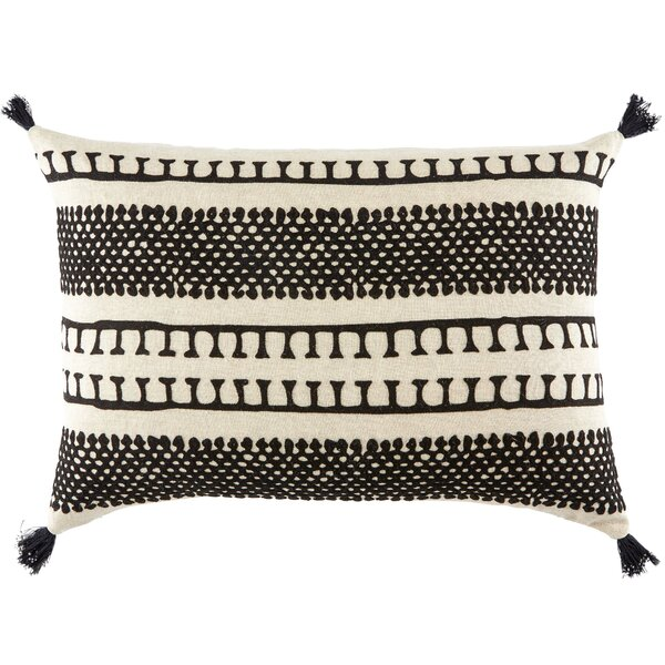 Eatonton Lumbar Pillow by Eider & Ivory