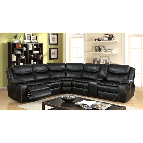 Schumann Reclining Sectional by Red Barrel Studio