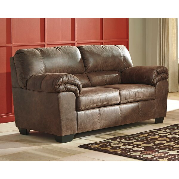 Shop Special Prices In Baronets Loveseat by Red Barrel Studio by Red Barrel Studio