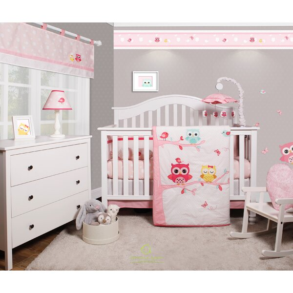 Doncaster Enchanted Owls Family Baby Girl Nursery