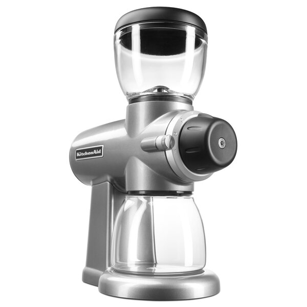 Electric  Burr Coffee Grinder by KitchenAid