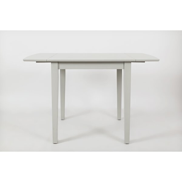 Nikhil Contemporary Drop Leaf Dining Table by August Grove