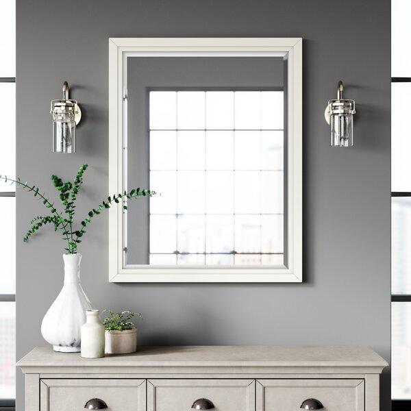 Tazewell Rectangular Dresser Mirror by Greyleigh