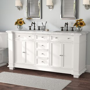 Reviews Riccardo 72 Double Bathroom Vanity Set By Darby Home Co
