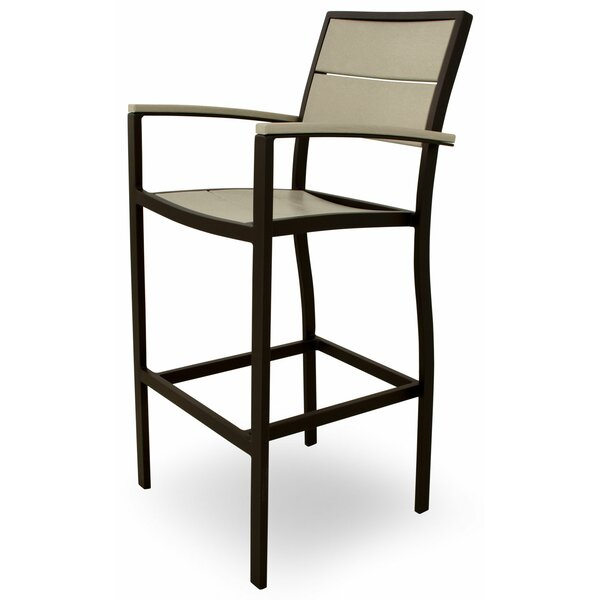 Surf City 46 Patio Bar Stool by Trex Outdoor