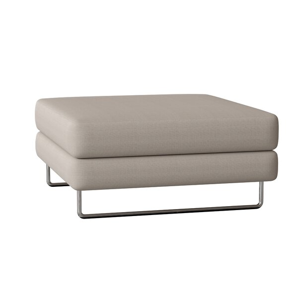 Hamlin Cocktail Ottoman by TrueModern