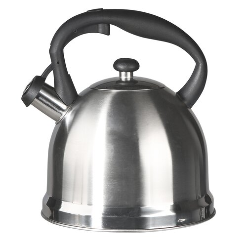 Matsuda 3L Stainless Steel Whistling Stovetop Kettle Symple