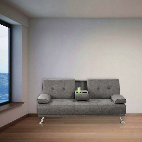 Lyles Adjustable Convertible Sofa