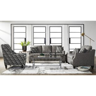 Serta Upholstery Zakary Configurable Living Room Set by Alcott Hill®