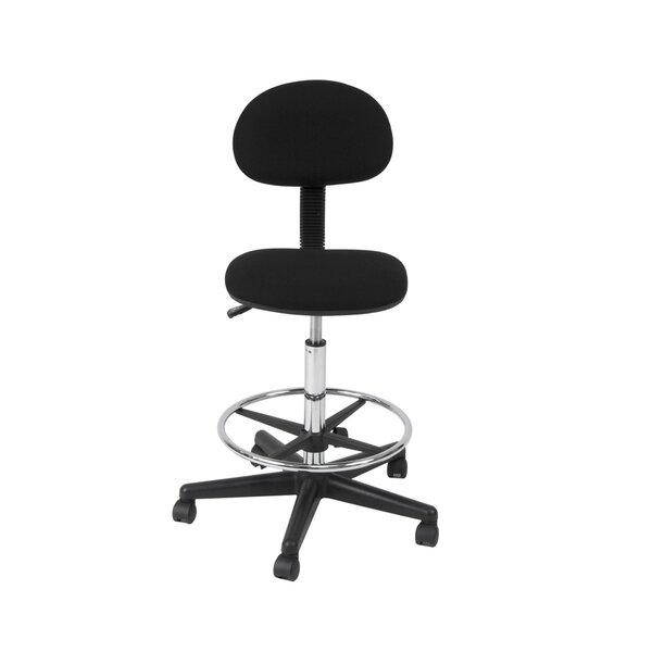 Pyburn Drafting Chair by Orren Ellis