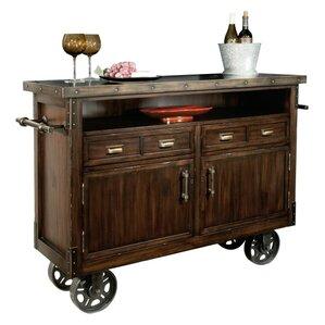 Barrow Wine/Bar Cart by Howard Miller® Price