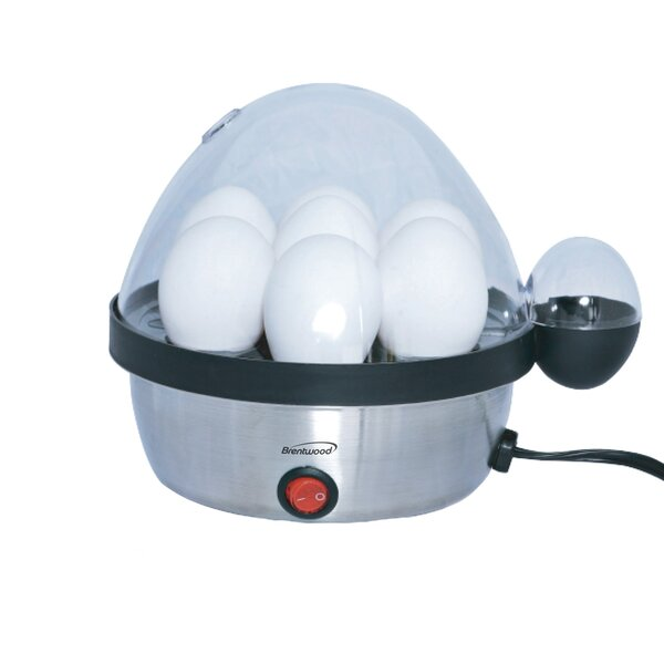 Electric Egg Cooker by Brentwood Appliances