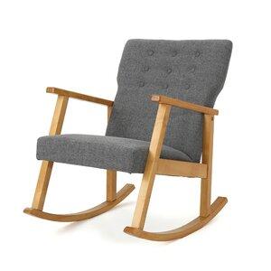 Welborn Rocking Chair Brayden Studio