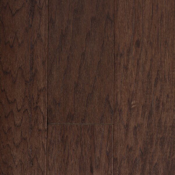 Amsterdam 5 Engineered Hickory Hardwood Flooring in Clove by Branton Flooring Collection