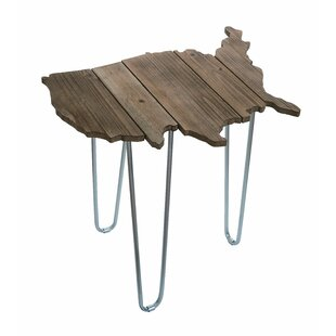 Henrie 4th of July USA End Table