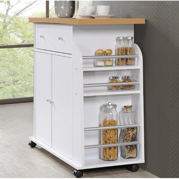 Hoglund Kitchen Cart by Zipcode Design